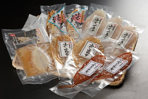 ふぐ三昧 箱入 UFB50 (8217)