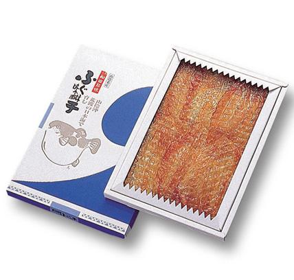 ふぐ味醂干130g(4~7枚) 箱入 F20