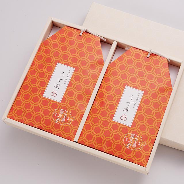 うず煮詰合せ(2袋) 箱入 Q19 (1885)