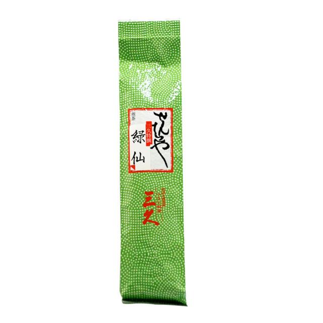 上級煎茶 緑仙 200g