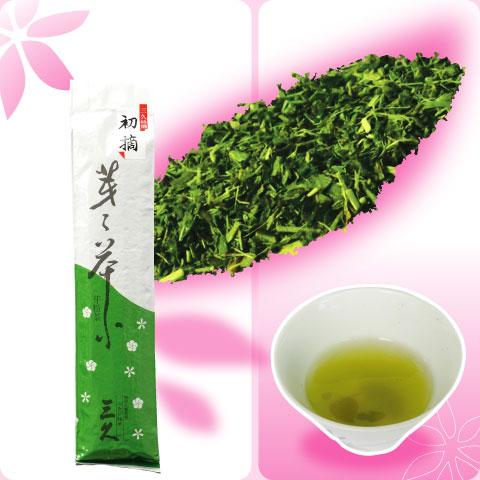芽粉茶・初摘・250g
