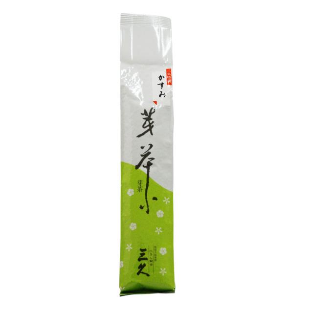 芽茶 かすみ 250g