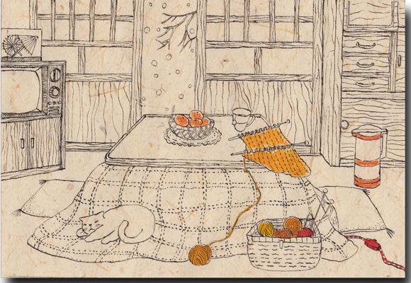 編み物の青春