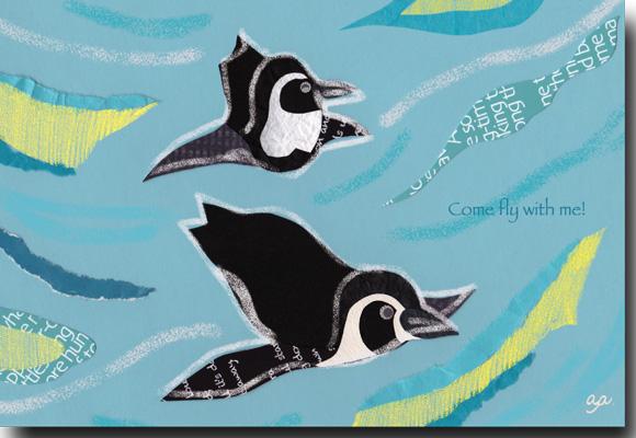 ペンギンがゆく