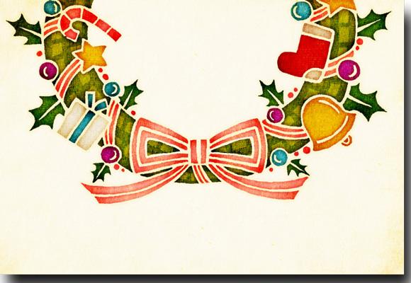 クリスマスリング
