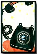 なつかし黒電話