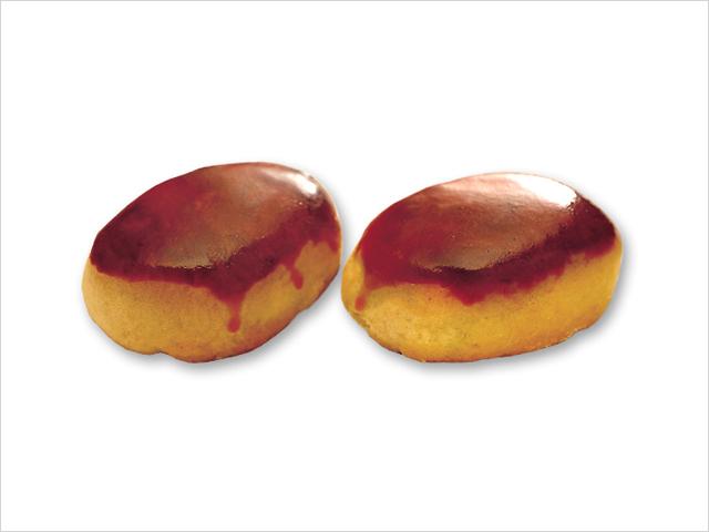 和菓子お取り寄せ「三松堂」 栗饅頭