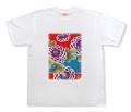 染物柄Tシャツ1_商品画像
