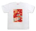 染物柄Tシャツ2_商品画像