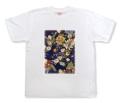 染物柄Tシャツ3_商品画像