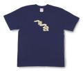 四字熟語のTシャツ「一期一会」商品画像