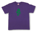 四字熟語のTシャツ「森羅万象」商品画像