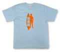 サーフィン魂Tシャツ「波乗魂」商品画像