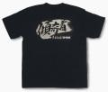 戦国武将Tシャツ・前田慶次「桜吹雪に傾奇者」1