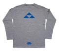 戦国武将家紋Tシャツ(長袖)「北条早雲」