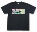 和柄Tシャツ・友禅華柄「花づくし1」