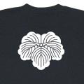 戦国武将家紋Tシャツ「藤堂高虎」