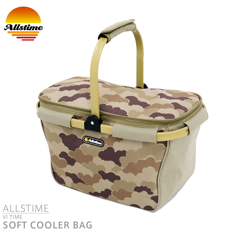 Allstime オールスタイム AT-0003-01 VI TIME SOFT COOLER BAG ビタイム ソフトクーラーバッグ【キャンペーン対象外】 保冷バッグ