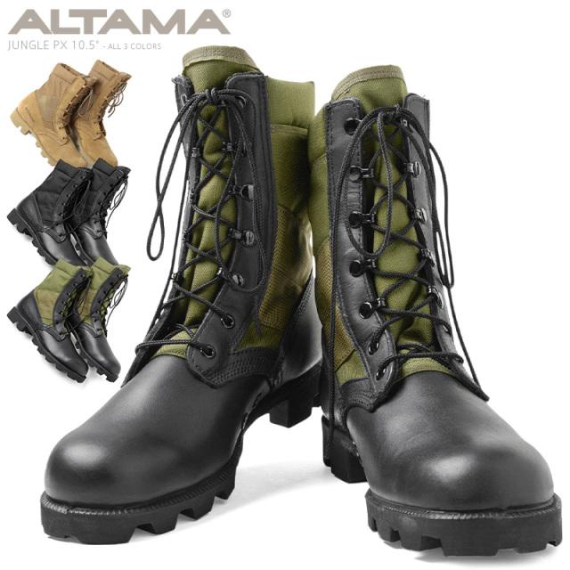 f9e537f21bfa6 Hunting Altama Jungle PX 10.5 inch Boot Tan Tactical Footwear