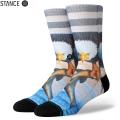 【メーカー取次】STANCE スタンス EDDY ソックス GREY M556A19EDD#GRY 靴下