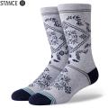 【メーカー取次】STANCE スタンス BANDERO ソックス GREY M545A20BAN#GRY 靴下