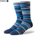 【メーカー取次】STANCE スタンス FAWKES ソックス BLUE M545A20FAW#BLU 靴下