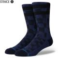 【メーカー取次】STANCE スタンス HASTING ソックス BLUE M556A20HAS#BLU 靴下