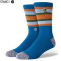 【メーカー取次】STANCE スタンス JOAN PACT ソックス BLUE M556A20JOA#BLU 靴下