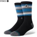 【メーカー取次】STANCE スタンス JOAN ソックス BLACK M556A20JON#BLK 靴下