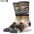 【メーカー取次】STANCE スタンス REY CREW ソックス GREEN M556A20REY#GRN 靴下