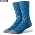 【メーカー取次】STANCE スタンス ELDRICK ソックス BLUE M545A20FAW#BLU 靴下