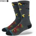 【メーカー取次】STANCE スタンス TOO CAN ソックス BLACK M545A20TOO#BLK 靴下