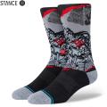 【メーカー取次】STANCE スタンス THE DAREDEVIL ソックス BLACK A545D20DAR#BLK 靴下