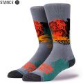 【メーカー取次】STANCE スタンス BUFFED CHEWIE ソックス GREY A558D20BUC#GRY 靴下