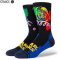 【メーカー取次】STANCE スタンス BUFFED VADER ソックス BLACK A558D20BUV#BLK 靴下