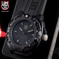 ☆複数点割引☆LUMINOX ルミノックス 0201 BLACKOUT ナイトビューシリーズ セントリー 腕時計