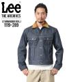 Lee リー 1119-289 ARCHIVES ストームライダー 101-LJ 日本製 デニムジャケット