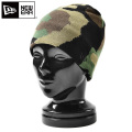 ☆ただいま15%OFF☆NEW ERA ニューエラ BASIC ビーニー WOODLAND CAMO×BLACK FLAG【11166178】