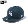 ☆20%OFFセール☆【メーカー取次】 NEW ERA ニューエラ 59FIFTY MLB ニューヨーク・ヤンキース ダークグリーンXホワイト 11308554 キャップ
