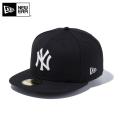 【メーカー取次】 NEW ERA ニューエラ 59FIFTY MLB ニューヨーク・ヤンキース ブラックXメタリックアイリス 11308571 キャップ