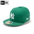 ☆20%OFF割引中☆【メーカー取次】NEW ERA ニューエラ Kid's キッズ用 59FIFTY MLB ニューヨーク ヤンキース ケリーXホワイトロゴ 11310402 キャップ