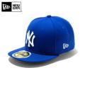 ☆ただいま20%OFF割引中☆【メーカー取次】NEW ERA ニューエラ Kid's キッズ用 59FIFTY MLB ニューヨーク ヤンキース ロイヤルXホワイトロゴ 11310405 キャップ 帽子