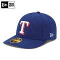【メーカー取次】 NEW ERA ニューエラ LP 59FIFTY MLB On-Field テキサス・レンジャーズ ゲーム 11449292 キャップ
