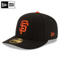 【メーカー取次】 NEW ERA ニューエラ LP 59FIFTY MLB On-Field サンフランシスコ・ジャイアンツ ゲーム 11449293 キャップ