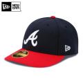 【メーカー取次】 NEW ERA ニューエラ LP 59FIFTY MLB On-Field アトランタ・ブレーブス ホーム 11449303 キャップ