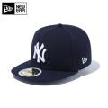 ☆ただいま20%OFF割引中☆【メーカー取次】NEW ERA ニューエラ Kid's キッズ用 59FIFTY MLB On-Field ニューヨーク ヤンキース ネイビー 11449304 キャップ 帽子