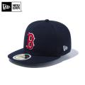 ☆ただいま15%割引中☆【メーカー取次】NEW ERA ニューエラ Kid's キッズ用 59FIFTY MLB On-Field ボストン レッドソックス ネイビー 11449306 キャップ