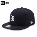 ☆15%OFFセール☆【メーカー取次】 NEW ERA ニューエラ 59FIFTY MLB On-Field デトロイト・タイガース ネイビー 11449374 キャップ