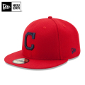 ☆まとめ割☆【メーカー取次】 NEW ERA ニューエラ 59FIFTY MLB On-Field クリーブランド・インディアンズ レッド 11449381 キャップ