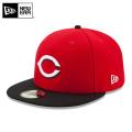 ☆まとめ割☆【メーカー取次】 NEW ERA ニューエラ 59FIFTY MLB On-Field シンシナティ・レッズ レッドXブラック 11449382 キャップ